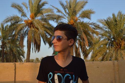 Young Man, Stylish, Fashion, Model, Person, Style