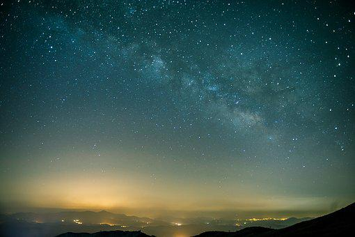 The Milky Way, The Night Sky, Chapter Impressions