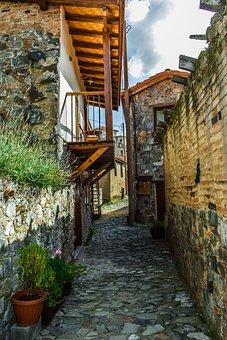 Backstreet, Alley, Architecture, Village, Alleyway