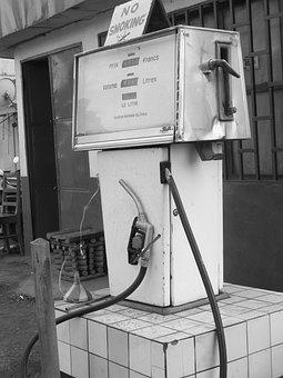 Supplier, Gasoline, Retro, Petrol Station, Vintage, Old