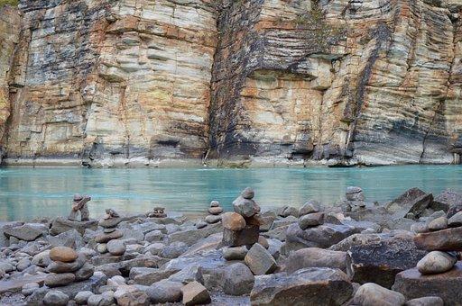 Canada, National Park, Jasper, River, Nature, Water