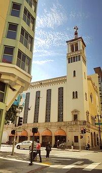 San Fransico City, Church, 섄 Francisco