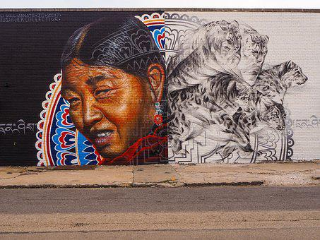 Street Art, Graffiti, Artist, Wall, Color, Murals