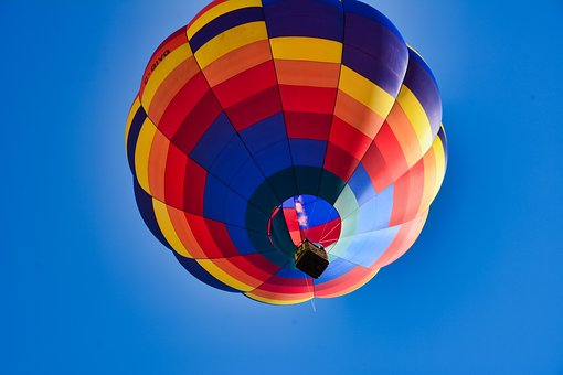 Ballooning, Colors, Colorful, Transport, Freedom, Float