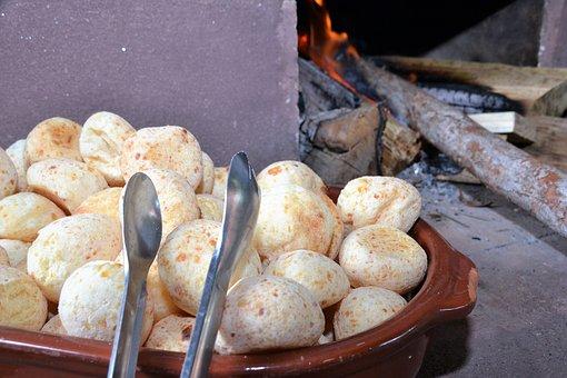 Cheese Bread, Minas, Flavor, Nutrition