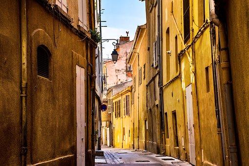 City Street, Street Life, Empty, Lonely, Quiet