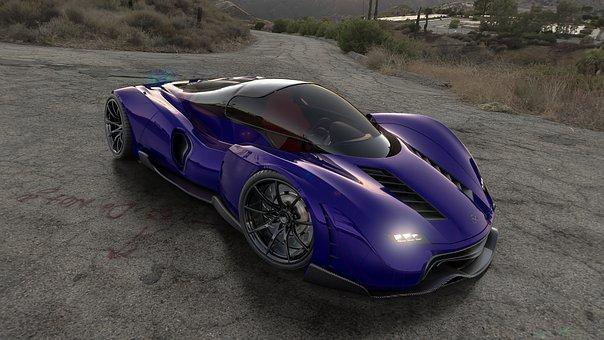 Car, Vehicle, Concept, Auto, Automobile, Automotive