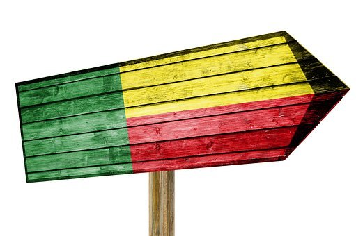 Road, Way, Destination, Flag, Natural, State, National