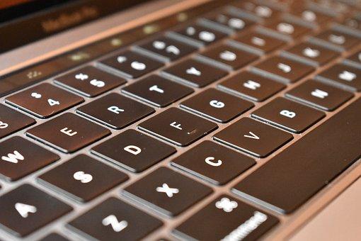 Computer, Apple, Macintosh, Mac, Esc, Laptop, Office
