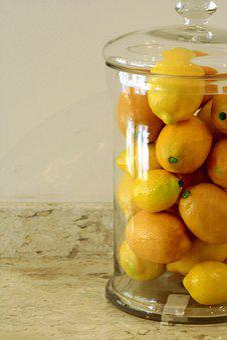 Fruit, Lemon, Lima