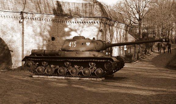 Main Battle Tank, Monument Technology, Old, Tech