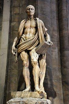 Sculpture, Man, Statue, Human, Stone, Art, Mystical