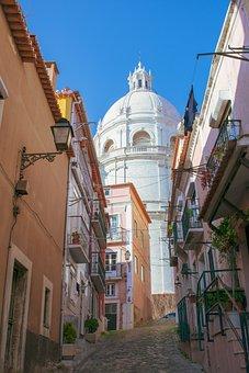 City, Outlook, Streets, Scene, Dome, Landmark