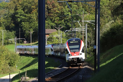 Train, Railway, Transport, Traffic