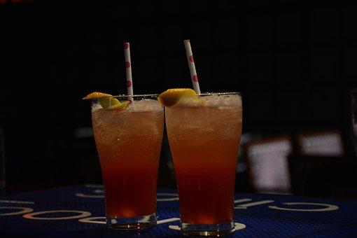 Roadhouse, Drink, Mocktail, Fun, Glass, Juice, Beverage