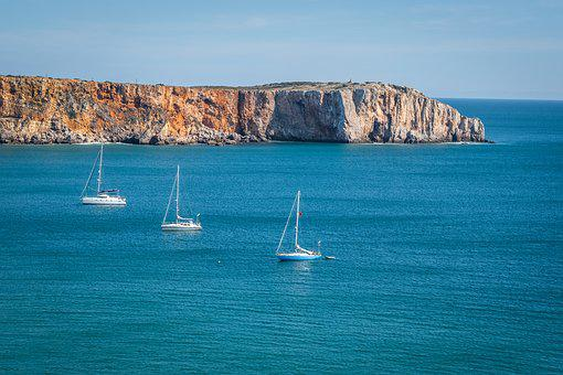 Algarve, Coast, Portugal, Sea, Nature, Ocean, Water