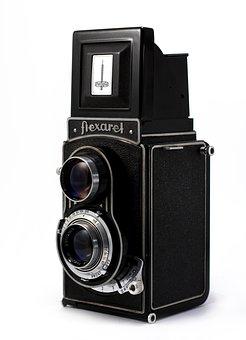 Slr, Old, Camera, Analog, Photo, Flexaret