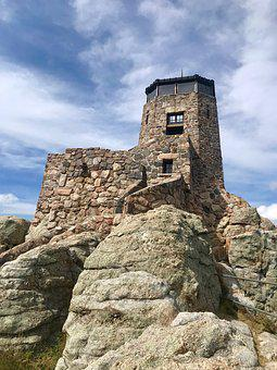 Black Hills, South Dakota, High Point, Highpoint