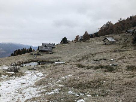 Puscett, Alpine Route, Alps, Alpine, Adventure, Walk