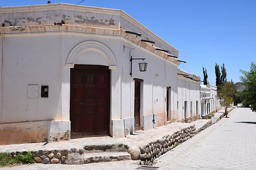 Colonial, Ancient Buildings, Houses, Architecture