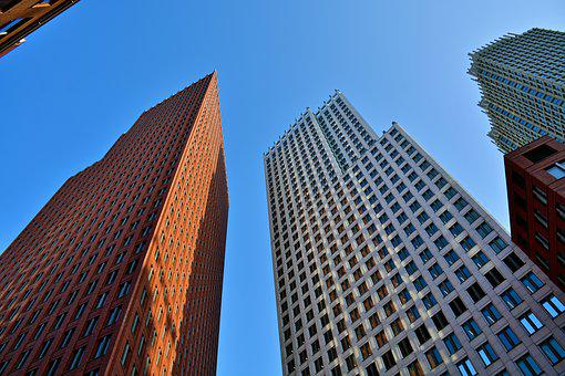 City, Architecture, Buildings
