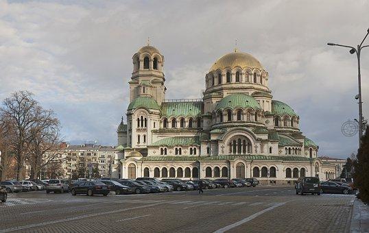 Alexander Nevski Church, Sofia, Bulgaria, Orthodox