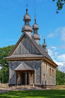 Orthodox Church, Wooden Church, Chapel, Religion