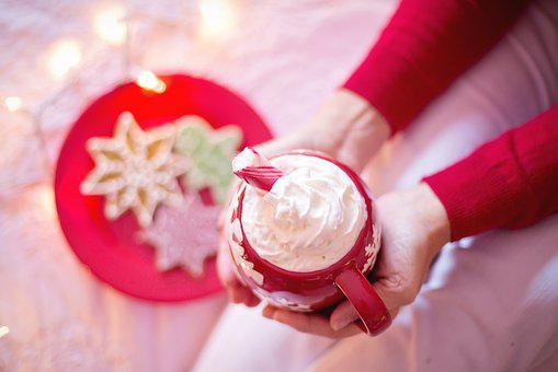 Christmas, Cozy, Hot Chocolate, Cocoa, Chocolate, Warm