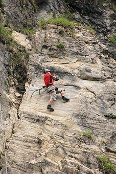 Climb, Mountains, Mountaineer, Mountain, Hiking