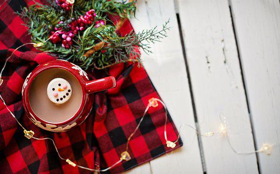 Hot Chocolate, Cocoa, Marshmallow, Winter, Cozy, Cosy