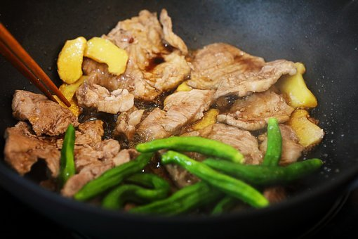 Pork, Ginger, Cooking, Food, The Show Should Feel, Stir