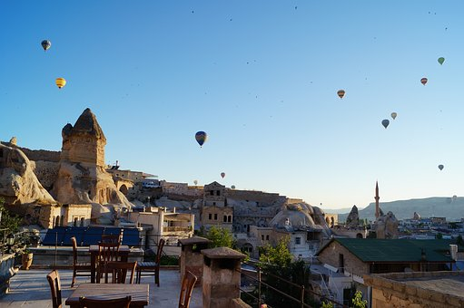 Cappadocia, Göreme Will, Balloon Tour, Hot Air Balloon