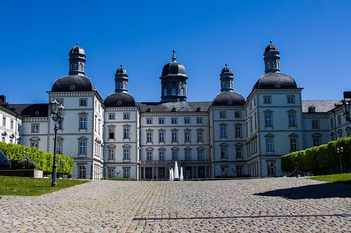 Castle, Germany, Old, Knight's Castle, Fairy Tales