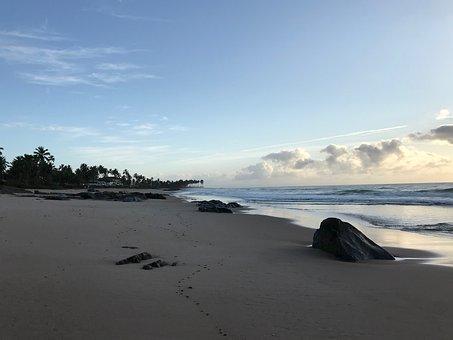 Beach, Mar, Sand, Water, Holidays, Ocean, Summer, Costa
