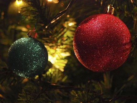 Christmas, Ornament, Ornaments, Christmas Tree, Ball