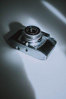 Old Camera, Old, Retro, Analog, Photography, Camera