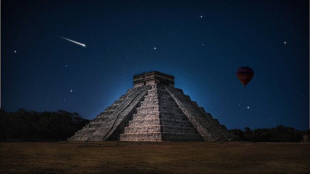 Chichenitza, Piramidedekukulcan, Elcastillo, Pyramid
