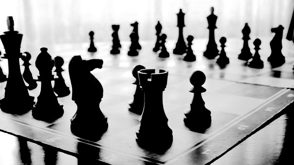 Chess, Table Games, The Chessboard, Chessboard
