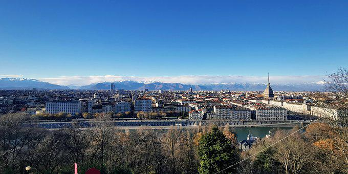 Alps, Snow, Winter, Nature, Torino, Landscape, Piemonte