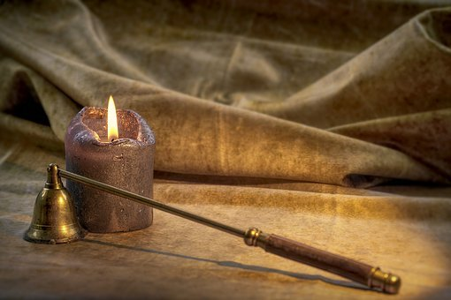 Candle, Wick, Light, Flame, Candlelight, Christmas