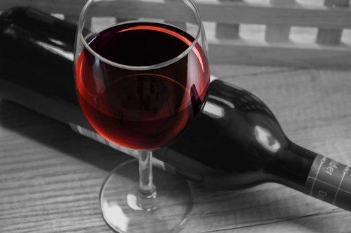 Wine, Alcohol, Wine Glass, Red, Wedding, Glass