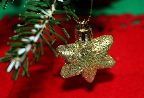 Asterisk, Bauble, Pendant, Decoration, Holidays