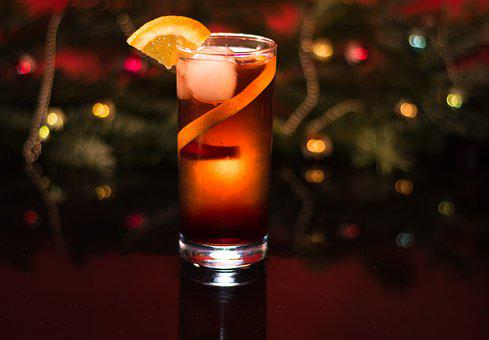 Christmas, Advent, Long Drink, Alcohol, Drink