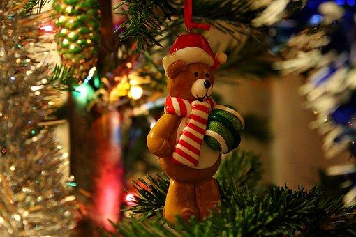 Christmas Background, Christmas Toys