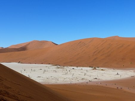 Namib, Nature, Namibia, Landscape, Heiss, Desert, Dry