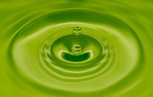 Drop Of Water, Water, Drip, Wet, Inject, Rain, Raindrop