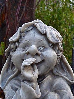 Reinach, Aargau, Garden, Sculpture, Statue, Park, Art