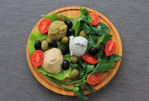 Food, Plate, Healthy, Nutrition, Meal, Gourmet