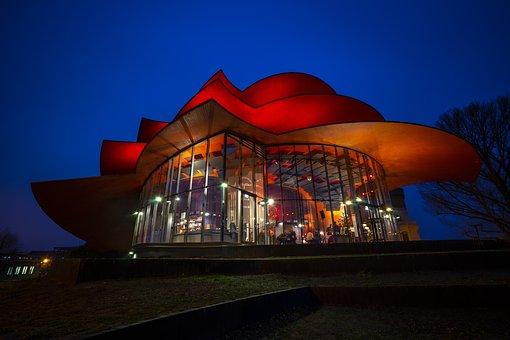 Hans Otto Theater, Music, Potsdam