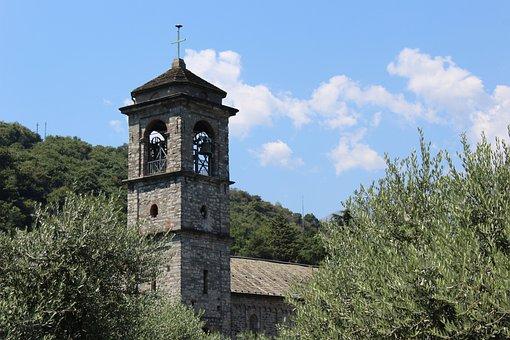 Monastery, Church, Religion, Christianity, Building